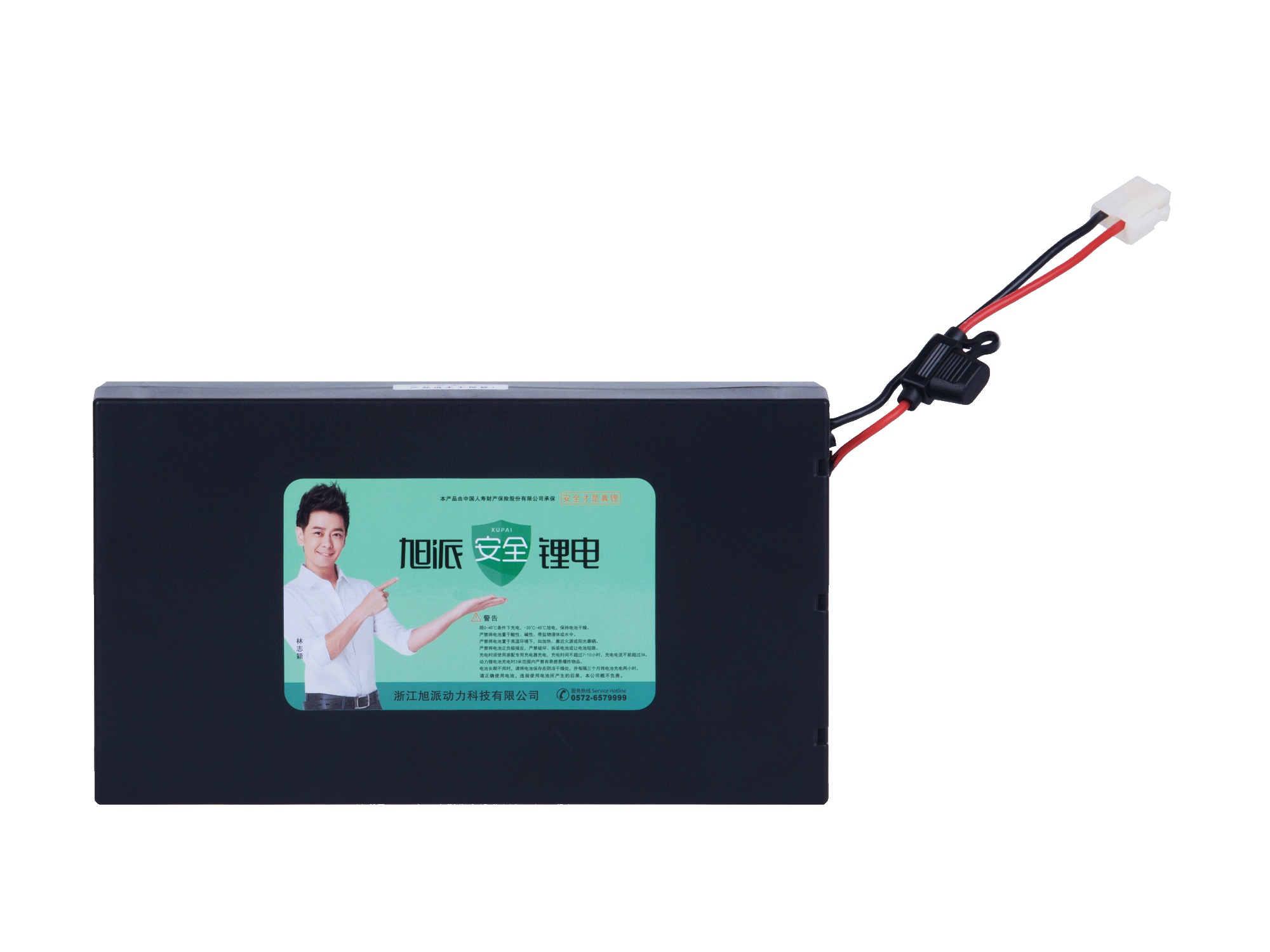 旭派48V10.4AH安全锂电