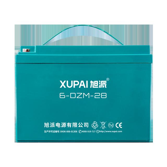 8-DZM-28  电动车电池